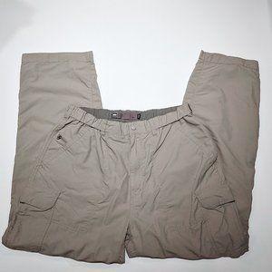 """REI Classic Sahara Cargo Pants 30"""" Inseam"""